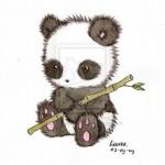 panda_drawings